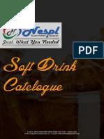 Soft Drink Catelogue