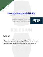 KPD ppt