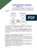 Los Métodos Específicos de La Tecnología[1]