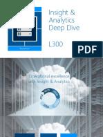 OMS InsightAnalytics L300