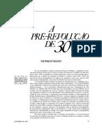 Alencastro - A pré-revolução de 30.pdf