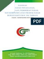 2b COVER Kebijakan Transfusi