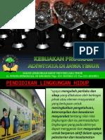 Kebijakan Program Adiwiyata Jawa Timur