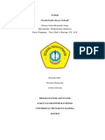 Paper perekonomian indonesia