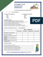 orações coordenadas - exercícios1 (blog7 10-11).pdf