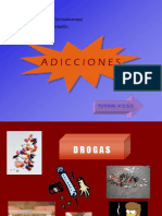 Adicciones Power Point