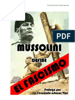 Benito Mussolini (Define El Fascismo).pdf