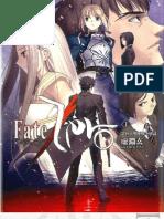 Fate Zero Volume 1 6-20-10 Update