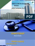 Persiapan Kemoterapi Dr.benyamin Tambunan,Sp.pd (1)