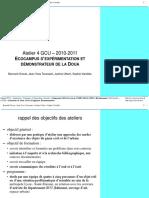 Atelier - Presentation