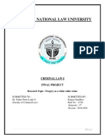 Forgery Project