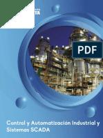 BROCHURE Control y Automatización Industrial y Sistemas SCADA Semi-Presencial