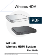 Wireless Hdmil