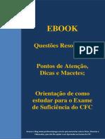 eBook Exame Crc