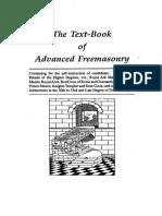Advanced Freemasonry