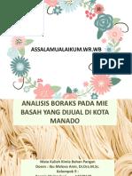 51638_ANALISIS BORAKS PADA MIE BASAH YANG DIJUAL DI.pptx