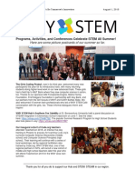 WNY STEM  Shares News on AT&T's Coding Your Future Program