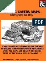 M1 - Classic Cavern Maps