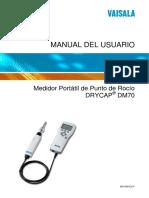 DM70 Manual Usuario en Espanol