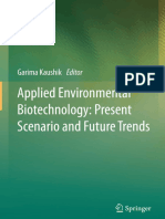 Garima Kaushik (Eds.)-Applied Environmental Biotechnology_ Present Scenario and Future Trends-Springer India (2015)