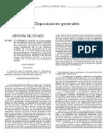 Ley Orgánica 14 2003