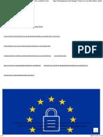 Ne Féljünk a GDPR-tól! 5 Tévhit Az EU Új Adatvédelmi Rendeletével Kapcsolatban