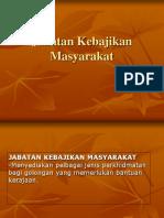Jabatan Kebajikan Masyarakat
