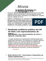 Consulta Publica Ativos Garantidores