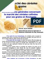 Presentation Finale Le Marché Des Céréales Grains
