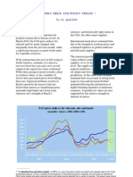 FAO - Palm Oil Monthly Price and Policy Update
