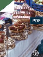 Make $ by Growing Mushroom