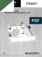 Partslist Siruba FA007.Pdf