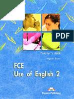 Fce Use of English Tb 2