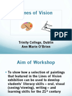 lines of vision powerpoint