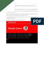 2. Instalacion de Oracle Linux v2