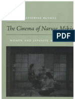 Catherine Russell-The Cinema of Naruse Mikio_ Women and Japanese Modernity-Duke University Press (2008)
