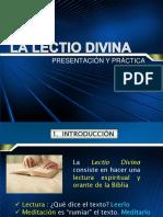 2La Lectio Divina