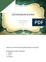 USIA KEHAMILAN & KURVA