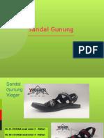 Makin Kece Dengan Sandal Gunung 085791381223