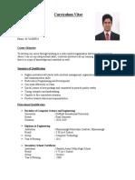 Shariful CV