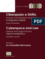 Cyberspace and Law no. 3