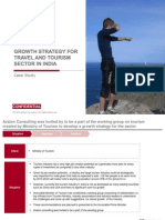 Growth Strategy Travel and Tourism Case Study