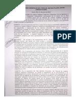 Conclusiones Generales del Foro de Justicia Plural entre Jurisdicciones