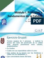 Modulo I Principios y Fundamentos de La Calidad Ver 2