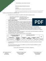 Informe Contrato