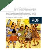 Costumbres y Bailes de La Sierra