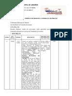 ANEXO - Dispensa Nº 009-2018 Transporte Escolar - SME