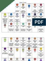 badge list 1st 9 weeks