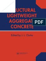 Structural Lightweight Agregate Concrete
