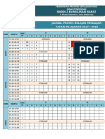 Dejarfa.com Jadwal Pelajaran Anti Bentrok SMA